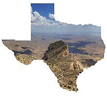Texas Photographic Print