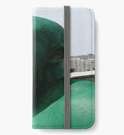 the hero we all asked for iPhone Wallet/Case/Skin