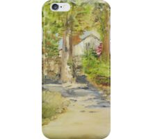 Dappled sunlight iPhone Case/Skin
