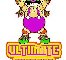 The Ultimate Warrio by D.M. Eason