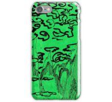 Green Mountains iPhone Case/Skin