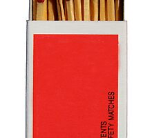 Box of Matches Phone Cover by deanworld