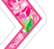 Lilly Pulitzer Sticker
