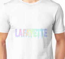 Rainbow Lafayette Unisex T-Shirt