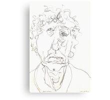 Brett Whiteley Sketch Canvas Print