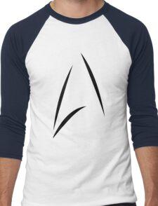 STAR TREK BEYOND - KIRK'S CUP LOGO Men's Baseball ¾ T-Shirt
