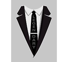 How I Met Your Mother - Barney Stinson (Legendary) Photographic Print