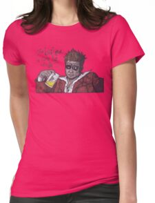 Fight Club #4 It Could Be Worse... Womens Fitted T-Shirt