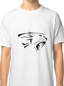 Big Cat Tribal Vector Classic T-Shirt