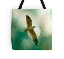 Flight of the Seagull Tote Bag