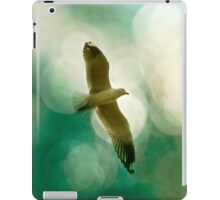 Flight of the Seagull iPad Case/Skin