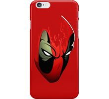 DeadPool Splash iPhone Case/Skin