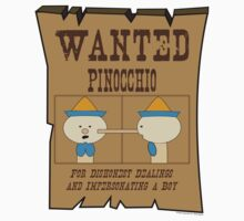 Wanted: Pinocchio Kids Clothes