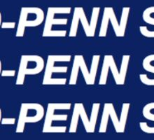 1-800-penn state Sticker