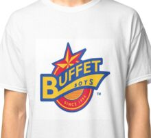 Buffet Boys Logo Classic T-Shirt