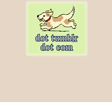Dog dot tumblr dot com Unisex T-Shirt