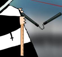Nun - Suffer the Little Children Sticker