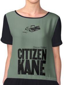 Orson Well's Citizen Kane  Chiffon Top