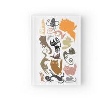 So Many Cats! Hardcover Journal