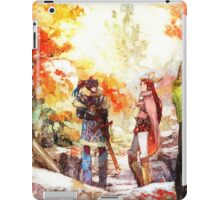 I Am Setsuna iPad Case/Skin