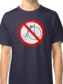 Ban olde-timey bikes Classic T-Shirt