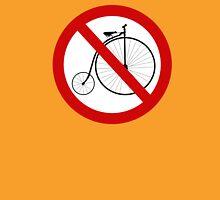 Ban olde-timey bikes Unisex T-Shirt