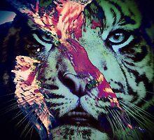 Tiger_8617 by AnkhaDesh