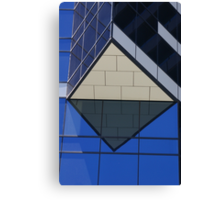 Is It A Triangle? Or Is It A Diamond? Canvas Print