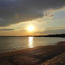Inch Island Sunset For My RB Family by Fara