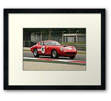 Ferarri 275 Monza Framed Print
