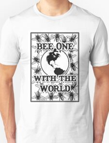 Bee One With the World Unisex T-Shirt