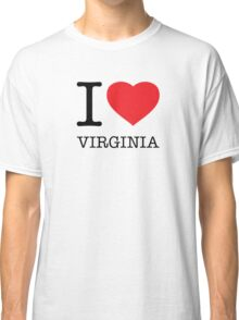 I ♥ VIRGINIA Classic T-Shirt