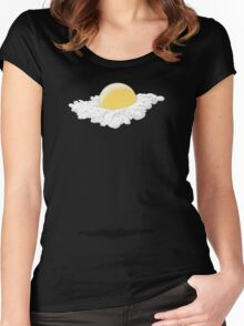Fried Egg Rescue Bless this Sandwich Women's Fitted Scoop T-Shirt