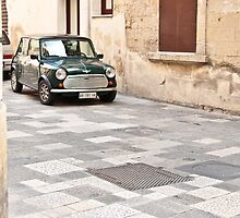Little car by PhotoPerocsenyi