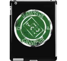 RollGoal Champion 2016 (painted medal) iPad Case/Skin