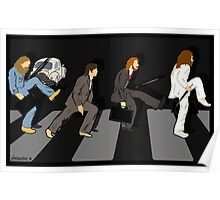 silly beatlewalk Poster