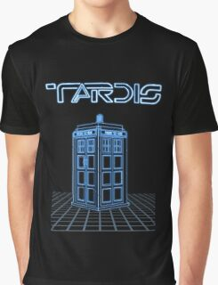 Retro Arcade Film Box  Graphic T-Shirt