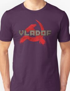 Vladof Nadsat (Without Text) Unisex T-Shirt
