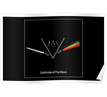 DarthSide of the Moon Poster