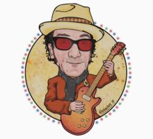 elvis costello Kids Tee