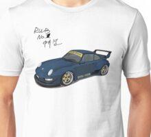 RWB Royal Ocean No. 1 Nakai Signature Unisex T-Shirt