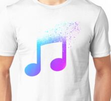 Musical Note Unisex T-Shirt