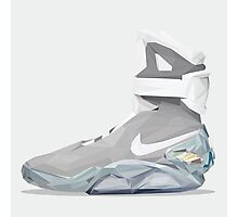 airmag polygonal art Photographic Print
