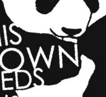 ttng animals Sticker
