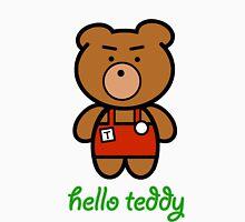 Hello...Teddy? Unisex T-Shirt