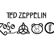 TED Zeppelin Rocks! by javajohnart