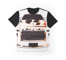 Rolls Royce Phantom Graphic T-Shirt