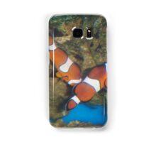 Nemo and his dad Samsung Galaxy Case/Skin
