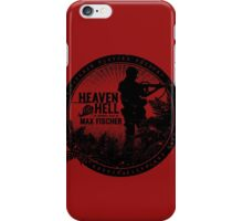 HEAVEN and HELL iPhone Case/Skin