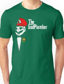 the godplumber Unisex T-Shirt